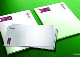 Maltacourt borítéknyomtatás