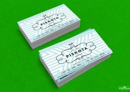 Névjegykártya tervezés, készítés és nyomtatás
