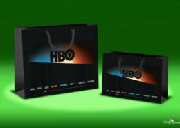 HBO papírtáska gyártás
