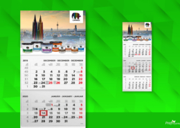 Speditőr naptár referencia - Caparol