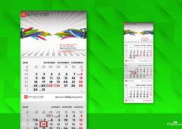 Speditőr naptár referencia - Electro-Cord