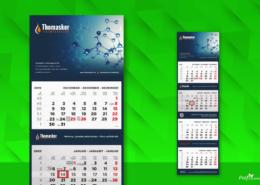 Speditőr naptár referencia - Thomasker
